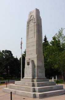 Brampton Cenotaph